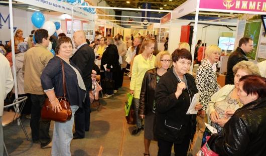 В Ижевске завершились выставки «Комплексная безопасность» и «Медицина и здоровье»