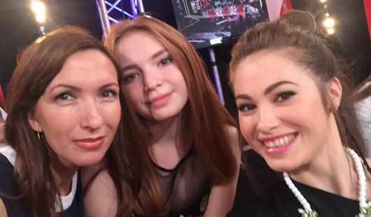 Уроженка Удмуртии Кристина Ярская прошла в четверть финал телешоу «Главная сцена»
