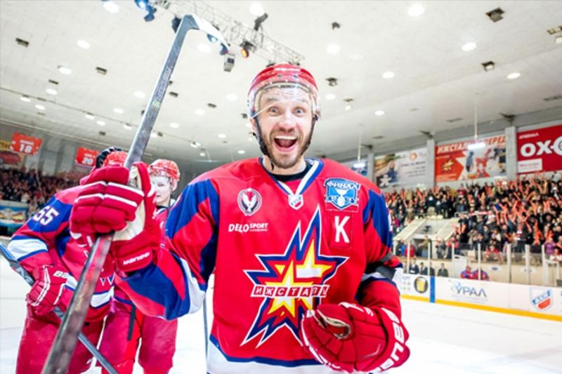 Хоккеисты «Ижстали» обыграли «Сарыарку»
