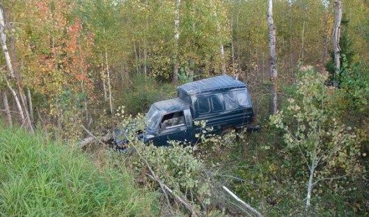 В Ижевске пьяный пенсионер скрылся с места ДТП