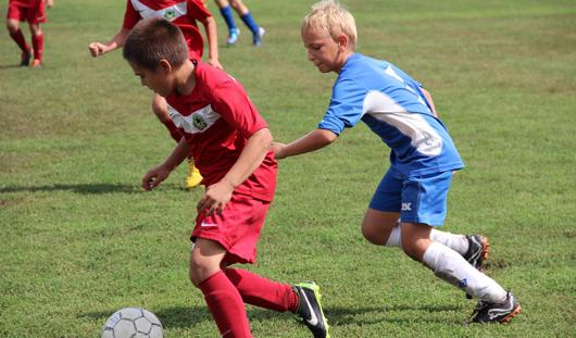 В Ижевске продолжается запись детей в спортивные секции