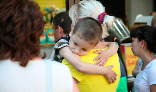 Проект «Я - ДОМА» помогает маленьким ижевчанам обрести семью ... 11824322a95