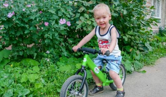 Ижевчане собрали более 60 000 рублей на лечение маленького Димы с редким заболеванием кожи