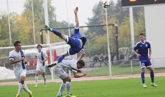 Матч «Зенит-Ижевск»-«Краснодар» закончился со счетом 0-1
