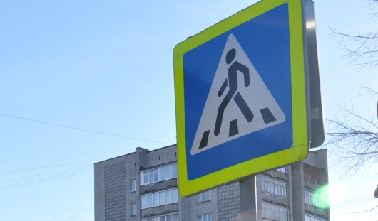 В Ижевске на перекрёстке Орджоникидзе и Ленина появится пешеходный переход