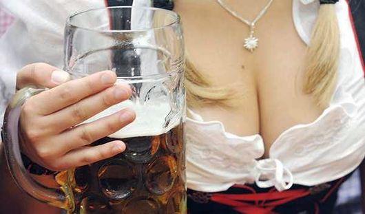 Умеренное потребление пива может защитить женщину от инфаркта