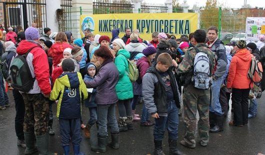 «Ижевская кругосветка-2015» стартует 4 октября в парке имени С. Кирова
