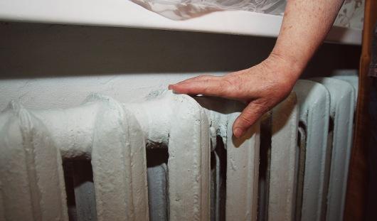 В Ижевске в 69% зданий стало тепло