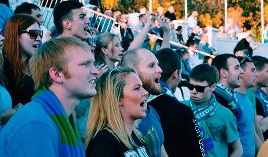 Студент, бизнесмен и буровик: какие они – фанаты клуба «Зенит-Ижевск»?