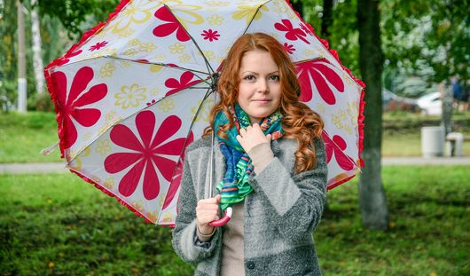 На смену теплой погоде в Ижевск придут похолодание и дожди