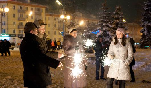 Ижевчан ждут 10-дневные новогодние каникулы