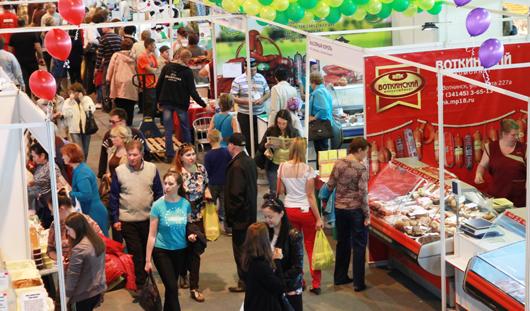 Четырнадцатую Всероссийскую ярмарку в Удмуртии посетили 49 000 человек