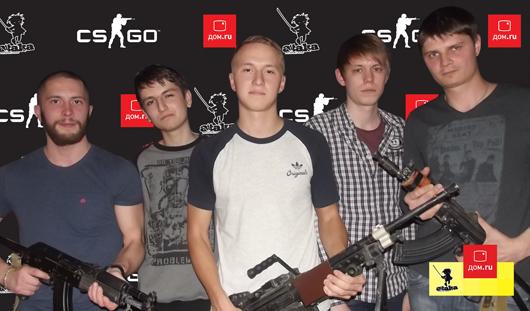 В Ижевске стали известны сильнейшие киберкоманды по Counter-Strike 1.6
