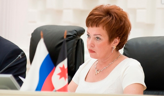Вице-спикер Госсовета Удмуртии Светлана Кривилёва вернётся на работу 5 октября