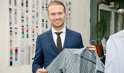 Как на рубашках и интернете ижевчанин создал миллионный бизнес