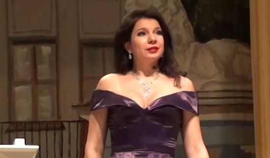 Главную партию в опере «Аида» в Ижевске исполнит Мария Пахарь