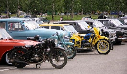 3 октября в Ижевске состоится пробег ретро-автомобилей