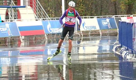 Биатлонисты Удмуртии на Первенстве России выиграли 4 медали