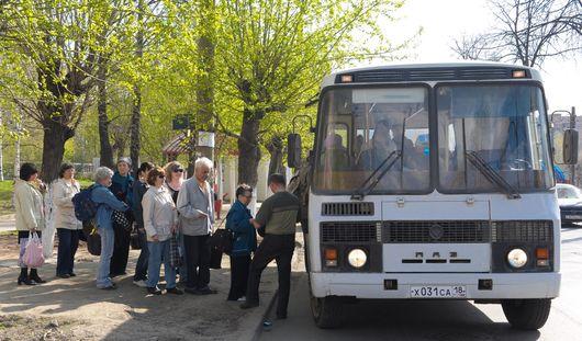 Дачные маршруты в Ижевске закрываются