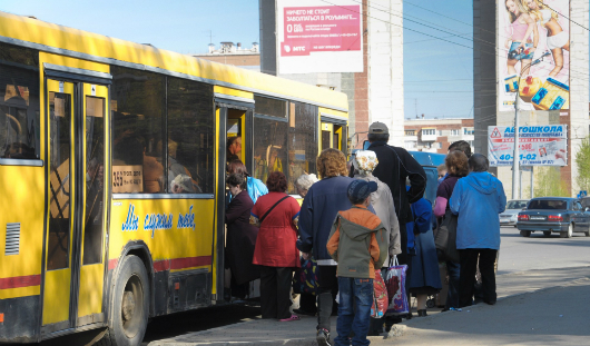 В Ижевске закрываются сезонные дачные маршруты