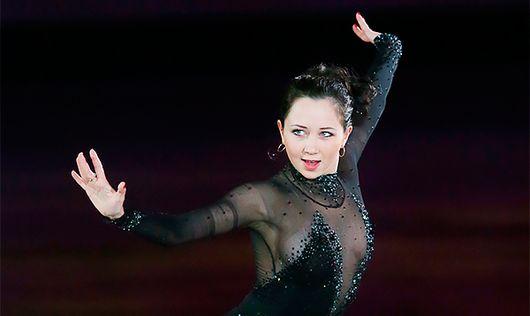 Фигуристка из Удмуртии Елизавета Туктамышева выступила в турнире по фигурному катанию в Японии