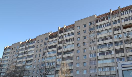 В Ижевске капитально отремонтировали 45 домов