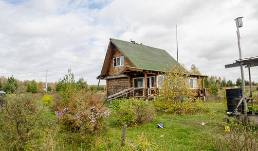 В Кизнерском районе Удмуртии жители с нуля построили собственную деревню