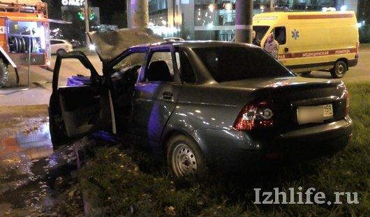 Авария с «Приорой» и родовое поместье в Кизнерском районе: о чем говорят в Ижевске этим утром