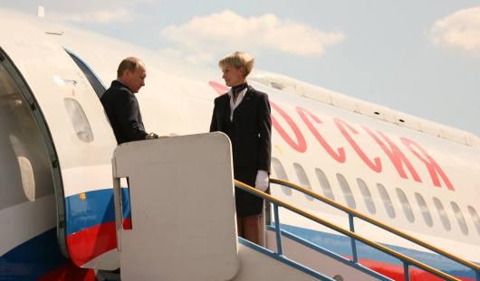 Как Владимир Путин приезжал в Ижевск