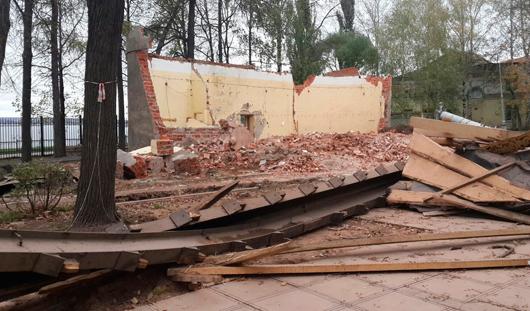 Реконструкция Летнего сада в Ижевске: новое колесо обозрения и площадка для концертов