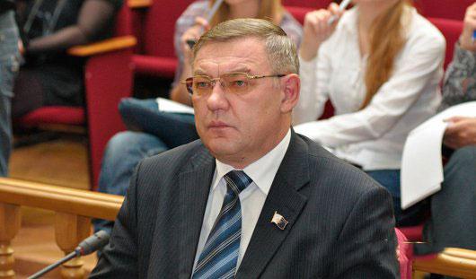 «Единая Россия» выдвинула на должность Главы Ижевска Юрия Тюрина