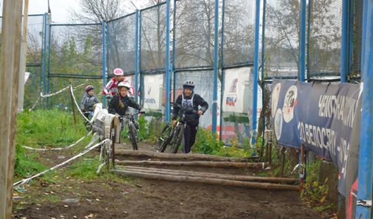 В Ижевске прошел Открытый чемпионат по велоспорту