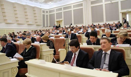 9 октября в парламенте Удмуртии пройдет закрытое совещание по проблемам подачи тепла