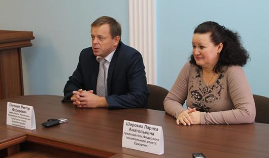 В Ижевске пройдет Открытое первенство города по танцевальному спорту
