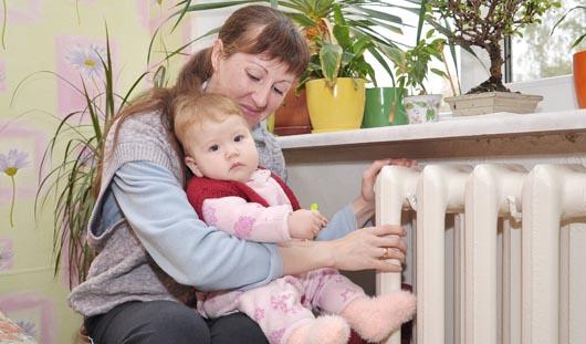 За прошедшие сутки тепло получили еще 82 дома в Ижевске