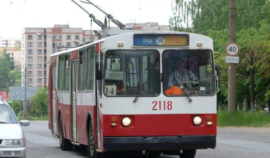 В Ижевске собрали новый троллейбус