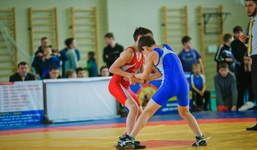 Борцы вольного стиля из Удмуртии взяли 7 наград на международном турнире