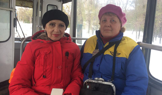 Водитель троллейбуса в Ижевске нарушила должностные инструкции, чтобы довезти замерзающих людей