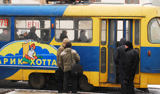 Почему в Ижевске не ставят новые трамвайные остановки на улице Татьяны Барамзиной?