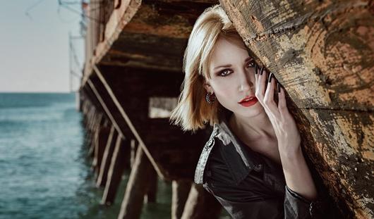 Золушка по-удмуртски: как глазовчанка, благодаря газете «Центр», стала востребованной моделью Барселоны