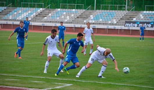 «Зенит-Ижевск» не смог обыграть нижнекамский «Нефтехимик»