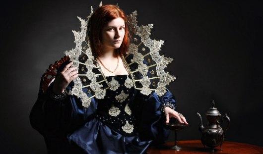 Фотопроект «Ренессанс»: ижевский фотограф снимает горожан в исторических костюмах