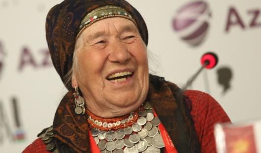 77 лет исполнилось солистке старого состава «Бурановских бабушек»