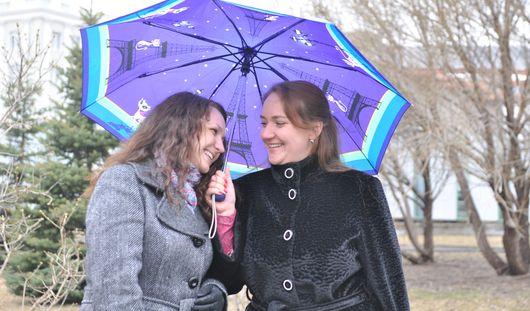 В выходные в Ижевске ожидается теплая и дождливая погода