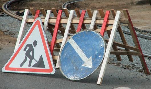 В Ижевске продолжаются работы по ремонту улично-дорожной сети
