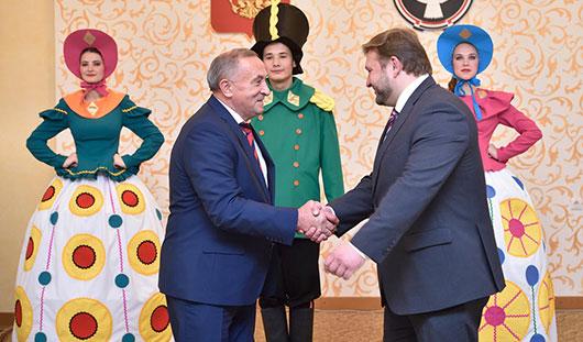 Встреча Александра Соловьева с Никитой Белых и проблема с отоплением