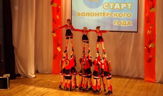 В Ижевске прошел городской слет волонтеров