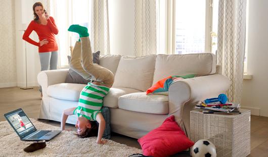 «Дом.ru» защитит детей в интернете с помощью Kaspersky Safe Kids