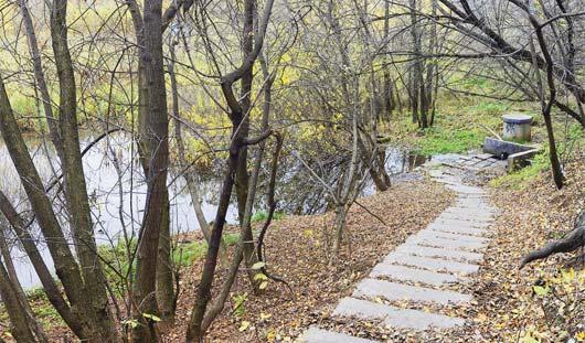 В Ижевске в реке нашли труп человека