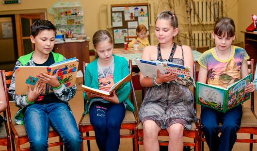 В ижевских библиотеках проходит «Неделя подростка»